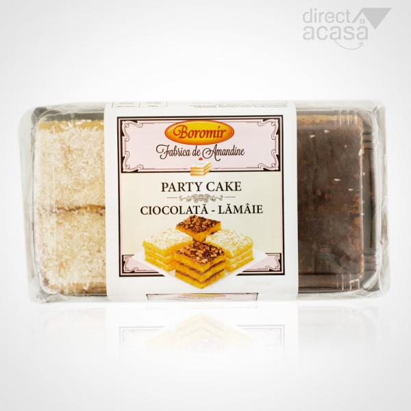 BOROMIR PARTY CAKE CIOCOLATA SI LAMAIE 250G 0