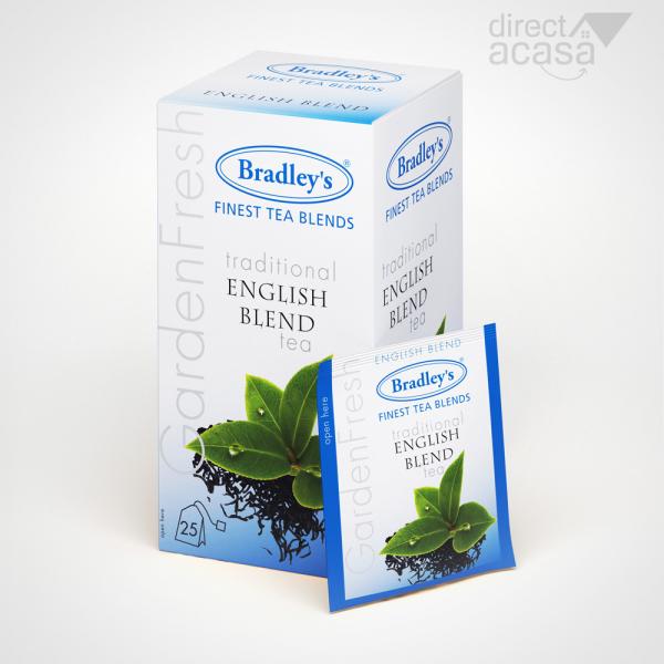 Ceai Garden Fresh English Blend 25x2g 0