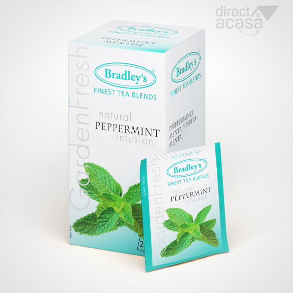 Ceai Garden Fresh Peppermint 25x1.5g 0
