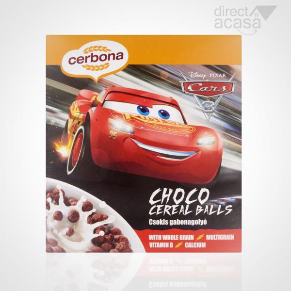 CERBONA CEREALE CHOCOBALLS 225G 0