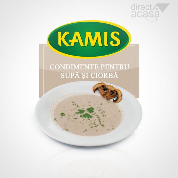 Pachet mixt condimente pentru supa si ciorba 0