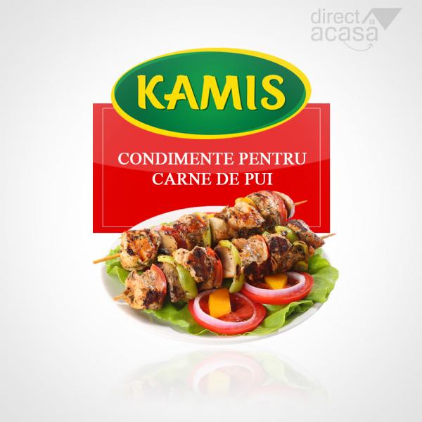Pachet mixt condimente pentru carne de pui 0