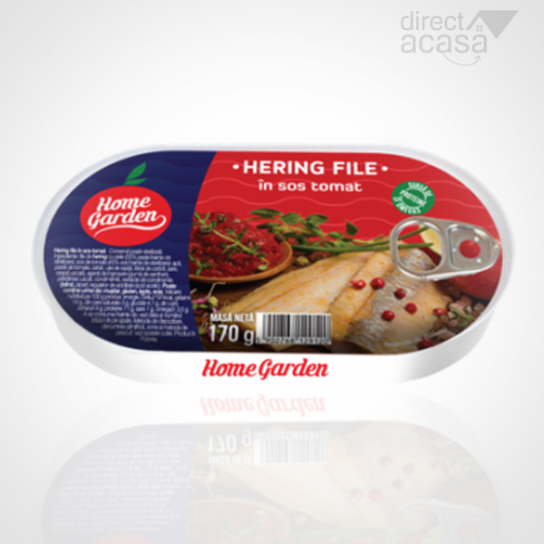 HOME GARDEN HERING FILE IN SOS TOMAT 170G 0