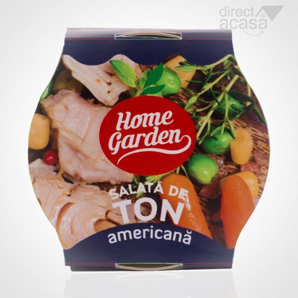 HOME GARDEN SALATA DE TON AMERICAN 180G 0