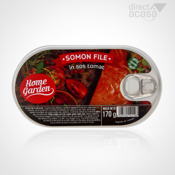 HOME GARDEN SOMON FILE IN SOS TOMAT 170G 0