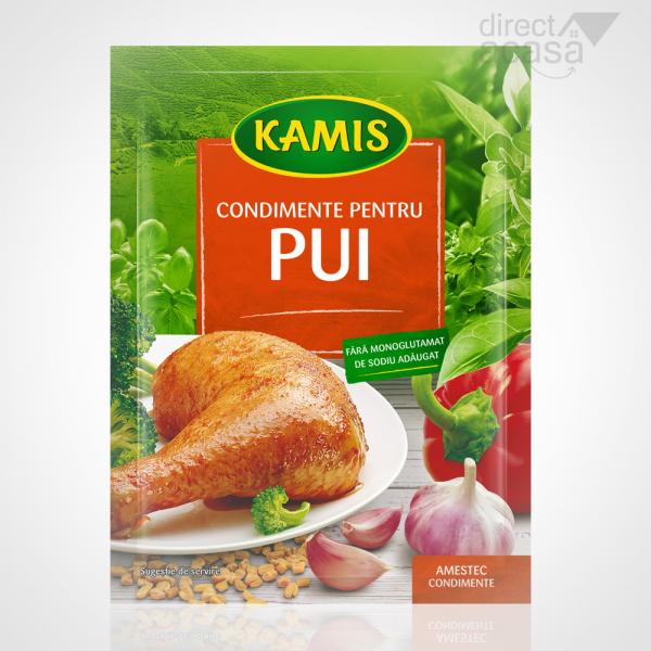 Pachet mixt condimente pentru carne de pui 2