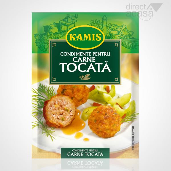 Pachet mixt condimente pentru carne tocata 1