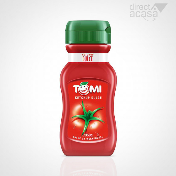 KETCHUP TOMI DULCE 350G 0