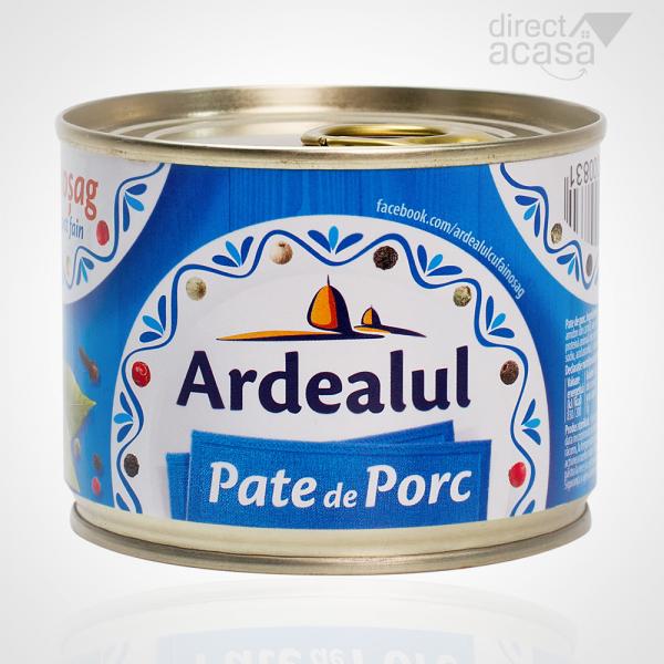 PATE ARDEALUL DE PORC 200G [0]
