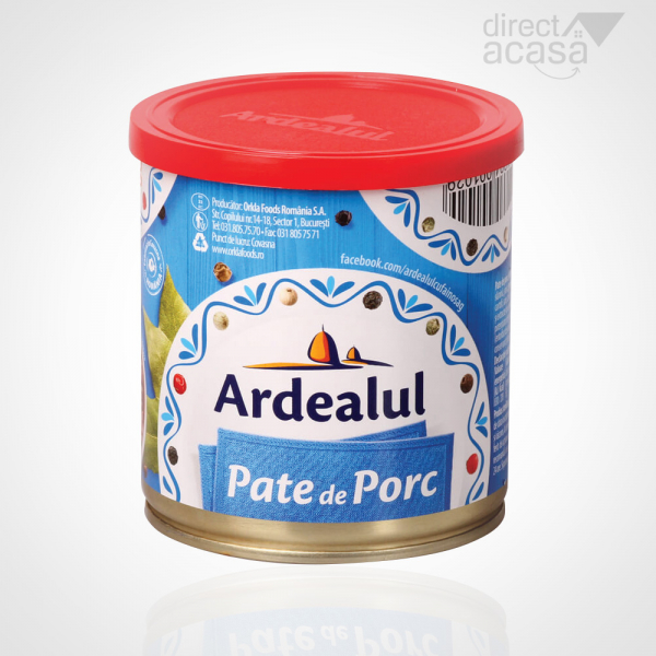 PATE ARDEALUL DE PORC 300G [0]