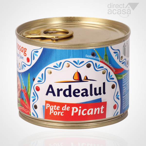 PATE ARDEALUL PICANT 200G 0