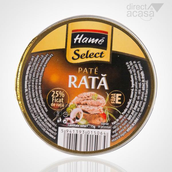 PATE HAME SELECT RATA 75G 0