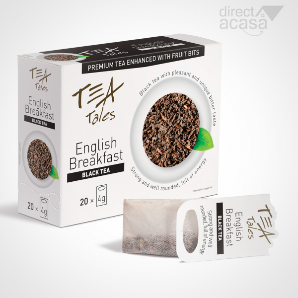 TeaTales English Breakfast 20x4g 0