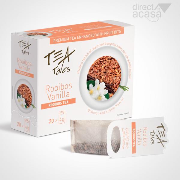 TeaTales Rooibos Vanilla 20x4g 0