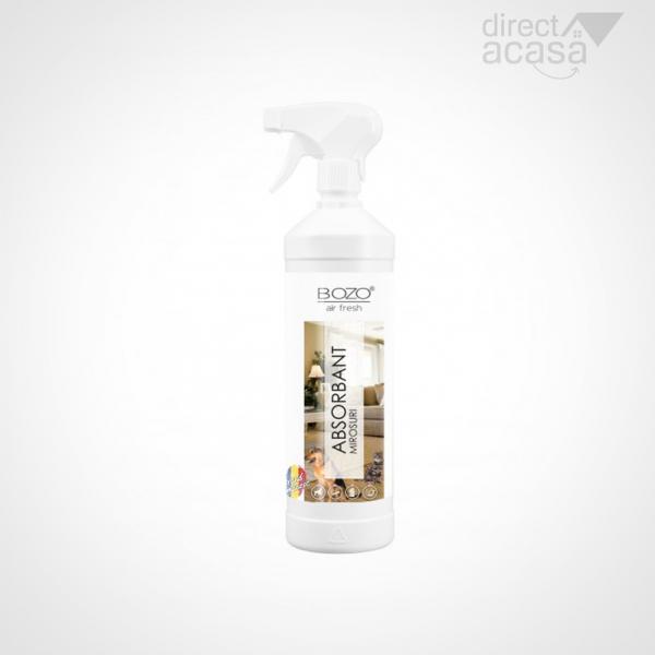 Bozo Air Fresh - Absorbant mirosuri 1kg 0
