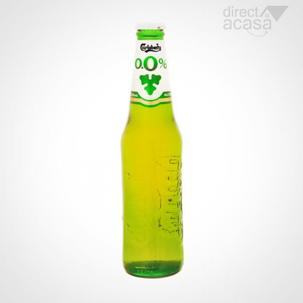 BERE CARLSBERG NON ALCOOL STICLA 0,33 L 0
