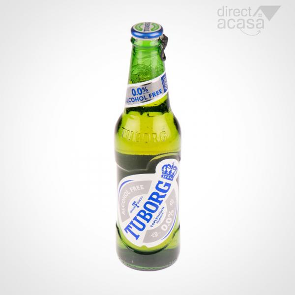 BERE TUBORG NON ALCOOL STICLA 0,33 L 0