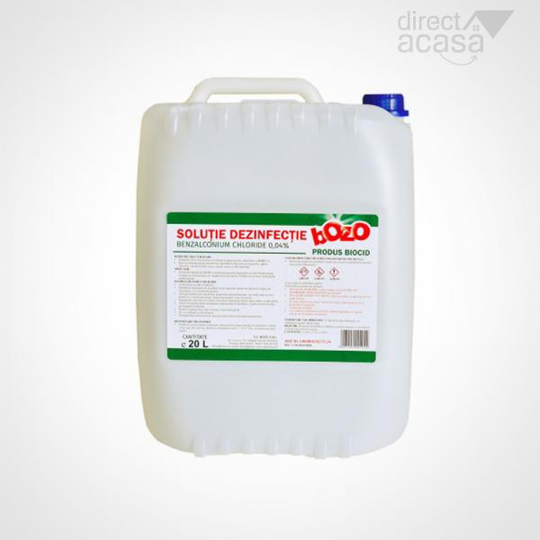Soluție dezinfecție - Biocid BOZO 20L 0