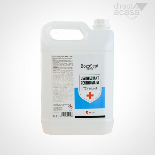 Dezinfectant pentru mâini 5L - 70% Alcool 0