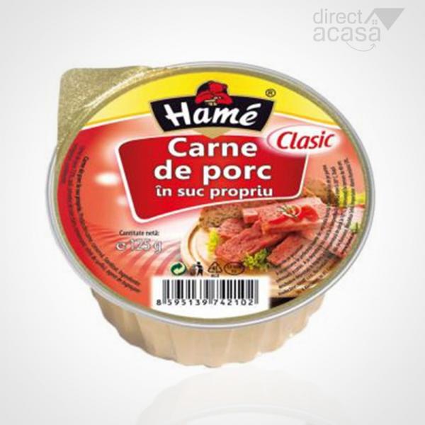 HAME CARNE DE PORC IN SUC PROPRIU 125G [0]