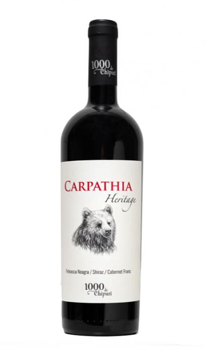 Carpathia Heritage 2017, 1000 de Chipuri, 0,75L 0