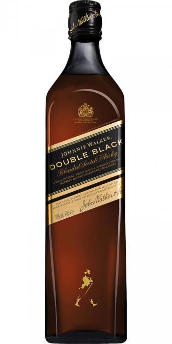 Deluxe Scotch Whisky, Johnnie Walker Double Black, 43% alc, 0,7L [0]
