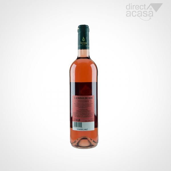 VIN ROZE DULCE LICOROS LACRIMA DE AUR - 15 % - 750 ml [0]