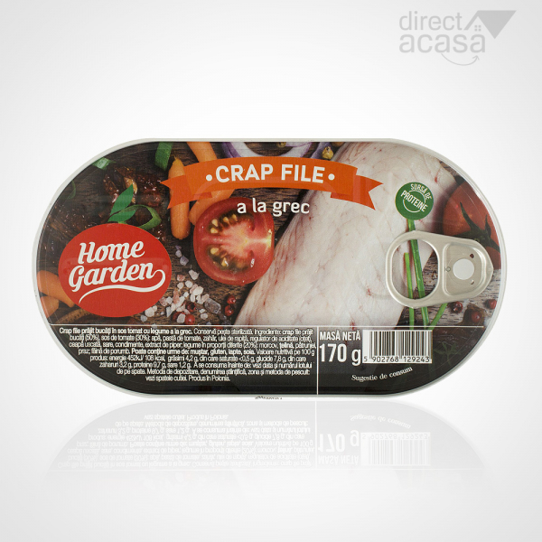 HOME GARDEN CRAP FILE A LA GREC 170G 0