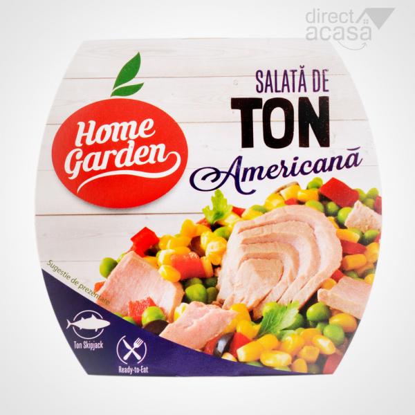 HOME GARDEN SALATA NEW DE TON AMERICAN 160G 0