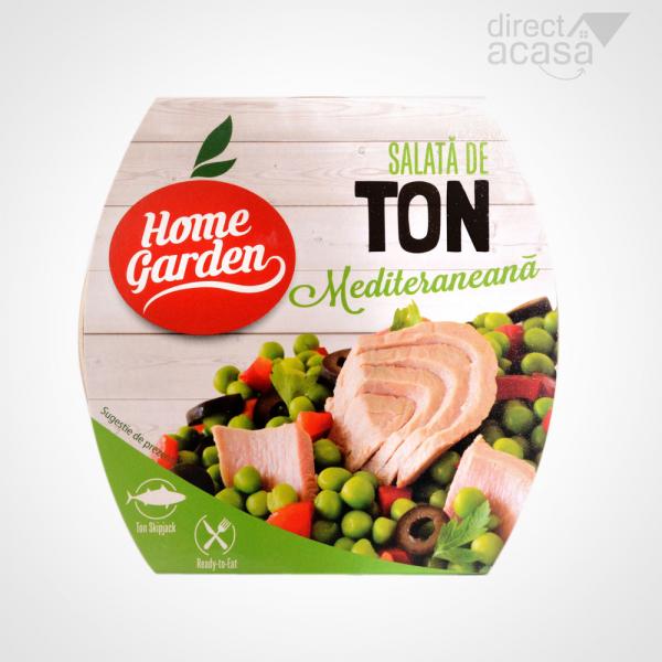 HOME GARDEN SALATA NEW DE TON MEDITERAN 160G 0