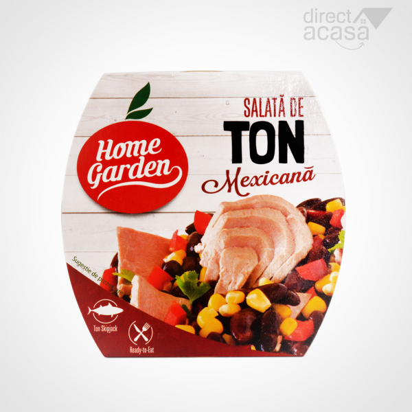 HOME GARDEN SALATA NEW DE TON MEXICANA 160G 0