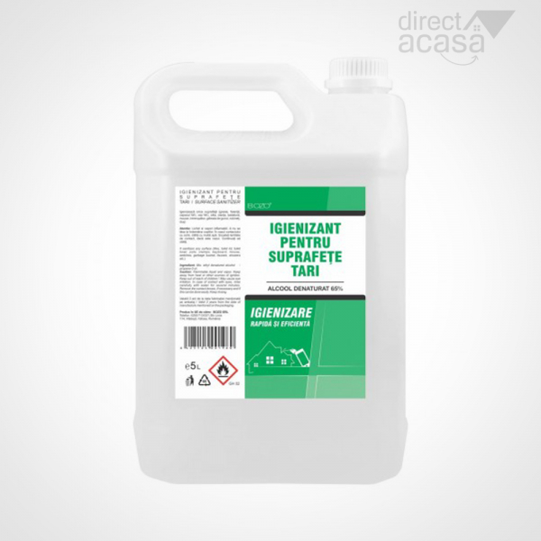 Igienizant pentru suprafete tari 5L 0