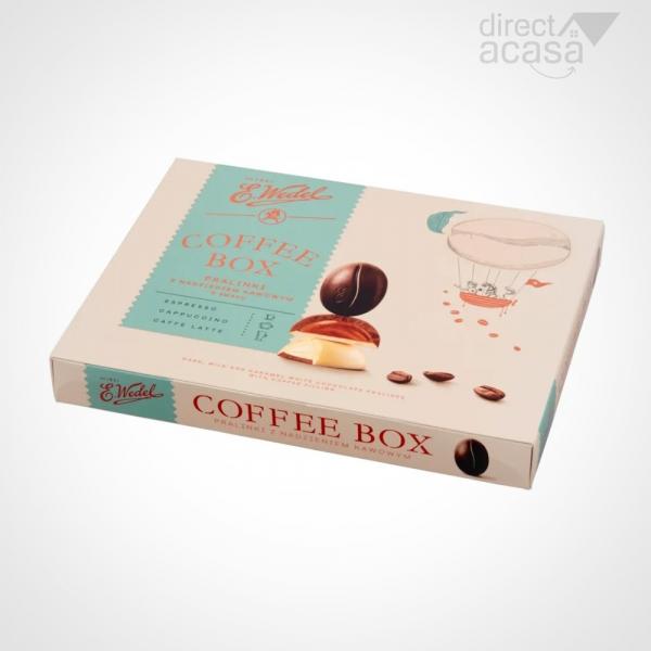 WEDEL PRALINE CAFEA 100G 0