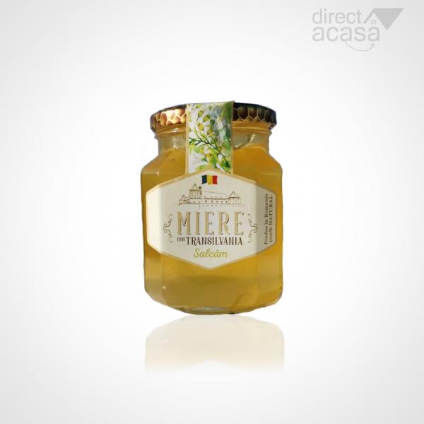 Miere de albine naturala Salcam 270g 0