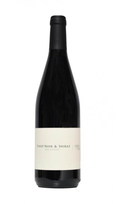 Shiraz & Pinot Noir 2017, 1000 de Chipuri, 0,75L 0