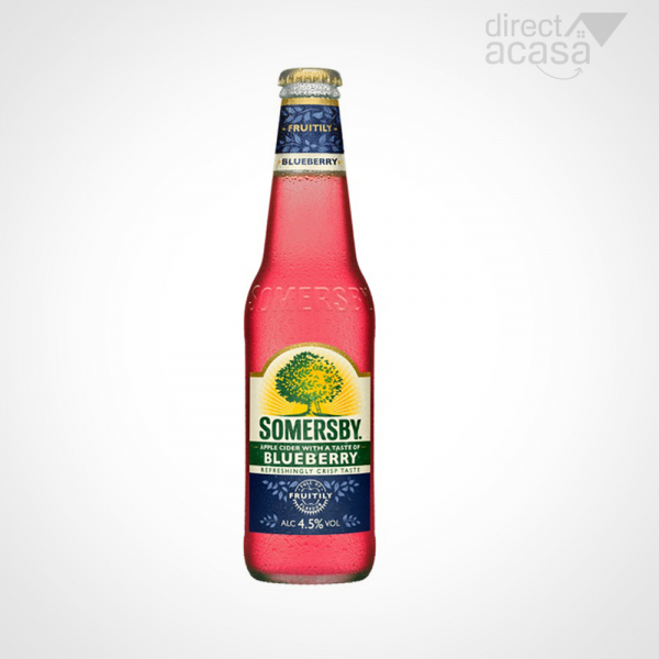 SOMERSBY BLUBERRY CIDER 0,33 L 0