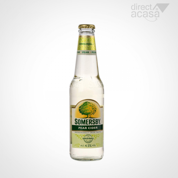 SOMERSBY PEAR CIDER 0,33 L 0