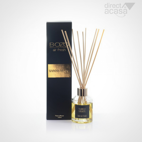 Bozo Reed Diffuser - Taboo Grape 100ml 0