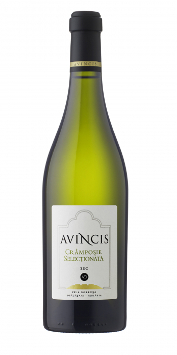 Vin Alb Cramposie Selectionata, Avincis, 0.75L [0]
