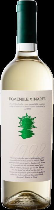 Vin Alb Domeniile Vinarte Sauvignon Blanc & Feteasca Alba, Vinarte, 0,75L [0]