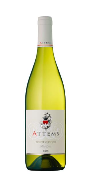 Vin alb Pinot Grigio Friuli DOC, Frescobaldi Attems, 0,75L [0]
