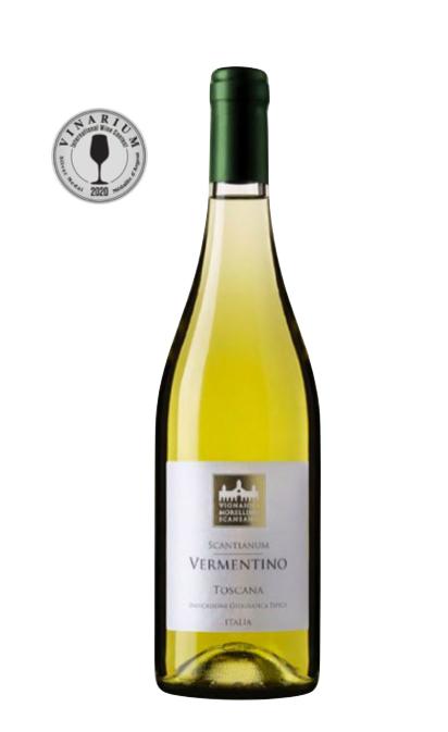 Vin Alb Scantianum Vermentino, Vignaioli, IGT 0,75 L 0