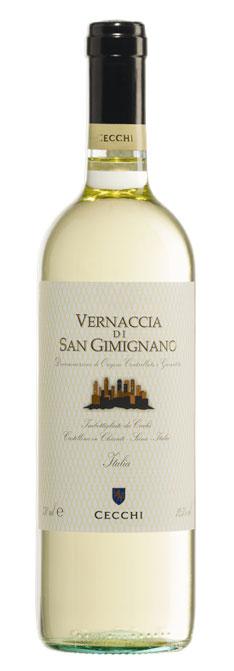Vin Alb Vernaccia Di San Gimignano, Cecchi, 0,75 L [0]