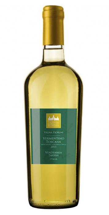 Vin Alb Vigna Fiorini Vermentino Toscana, Vignaioli, IGT 0,75 L [0]