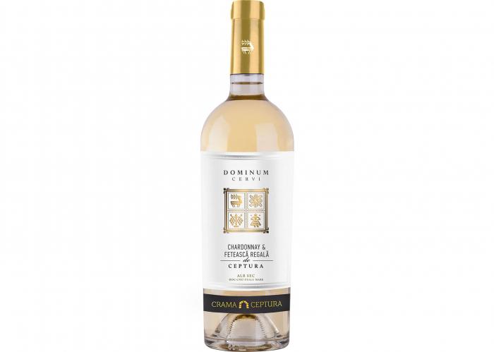 Vin Chardonnay & Feteasca Regala, Dominum, 0.75L 0