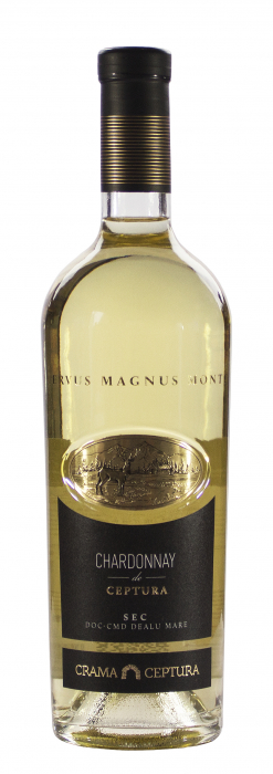 Vin Chardonnay Sec, Magnus Monte, 0.75L 0