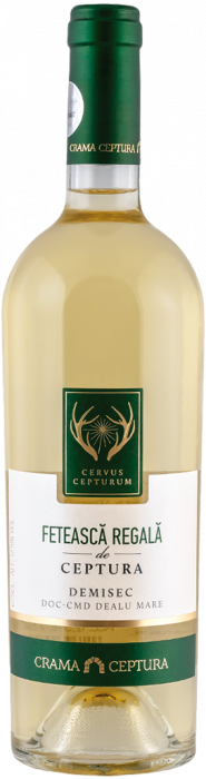 Vin Feteasca Regala Demisec, Cervus Cepturum, 0.75L [0]