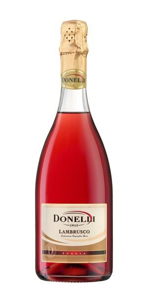 Vin Lambrusco Rosato IGT Emilia, Donelli, 0,75 L [0]
