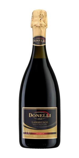 Vin Lambrusco Rosu IGT Emilia, Donelli, 0,75L [0]