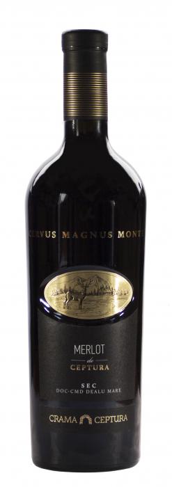 Vin Merlot Sec, Magnus Monte, 0.75L 0